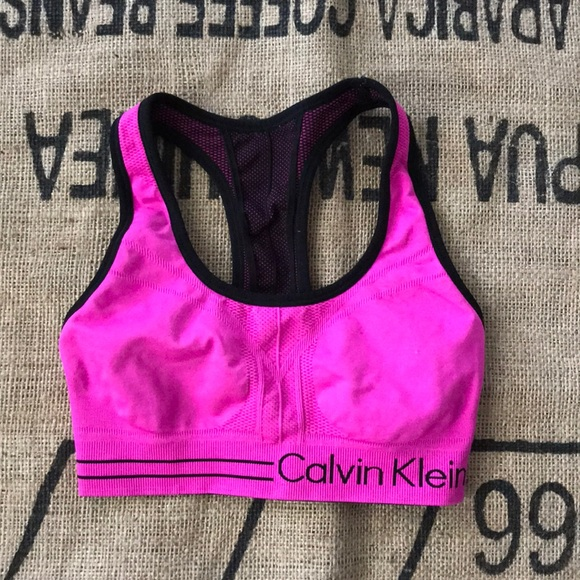 a88ccea91e Calvin Klein Other - Girls Calvin Klein sports bra